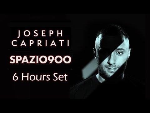 Joseph Capriati @ Spazio 900 (Roma, Italy) 6 HOURS SET [16 December 2017]