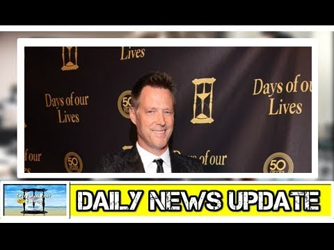 DOOL Daily News Update || DAYS ' ': matthew ashford on jack deveraux appear, discussion of the plot