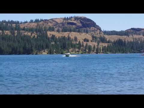 Lake Roosevelt boating
