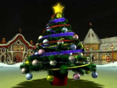DIGITALmotion Animated Christmas Card North Pole YouTube