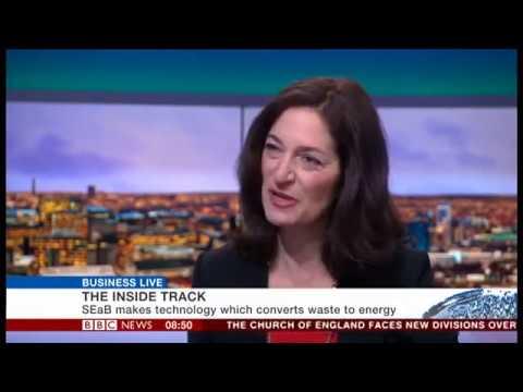 SEaB Energy on BBC News