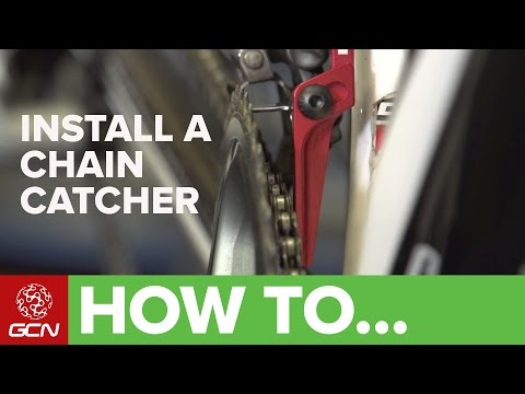 How To Install A Chain Catcher