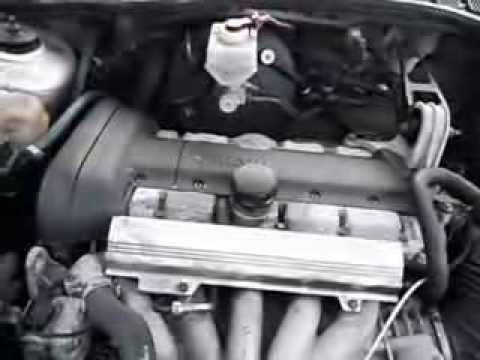Volvo V70 S70 C70 24 20V 1999 engine  YouTube