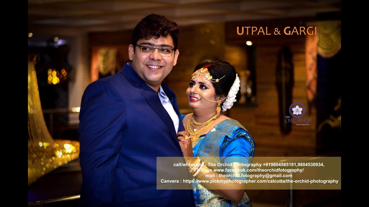 Cinematic Wedding Video UTPAL & GARGI