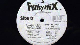 Stomp (move jump Jack your Body - K-yze (1989)