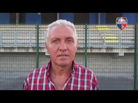 San Miniato Basso-Cascina: 1-0 - Graziano Pardini #intervista