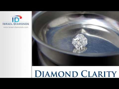 4Cs Of a Diamond - Color, Clarity, Cut & Carat