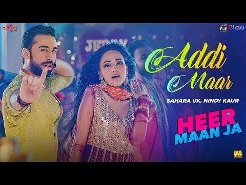 addi-maar---hareem,-ali-rehman,-zara-shiekh,-sahara-uk,-nindy-kaur,-manj-musik-|-pakistani-song-2019