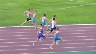 Лучший спринтер России 2016