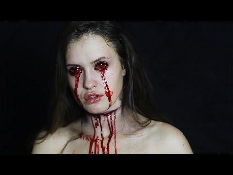 Как вызвать кровотечение из глаз