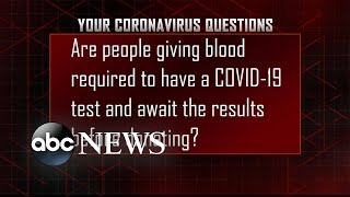 More answers to your COVID-19 questions