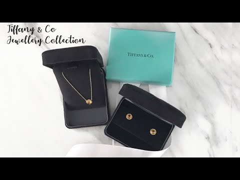 TIFFANY & CO JEWELLERY COLLECTION