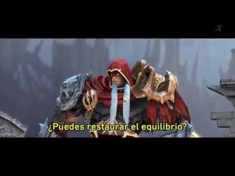 DARKSIDERS - Trailer (Español)