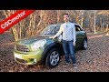 MINI Cooper D Countryman - 2015 | Prueba en carretera