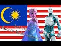 Let it Go Malay Robotic