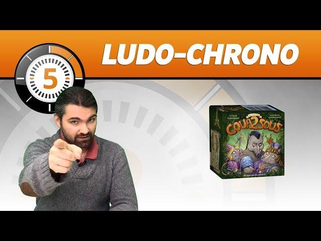 LudoChrono - Le Bois des Coua2sous