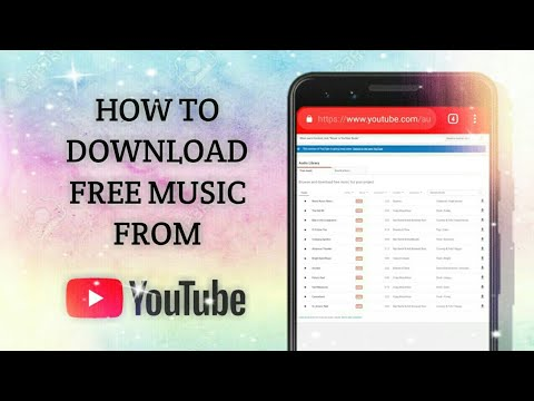 HOW TO DOWNLOAD FREE MUSIC FROM YOUTUBE WITHOUT SOFTWARE OR APP