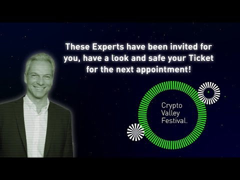 Crypto Valley Festival 2020