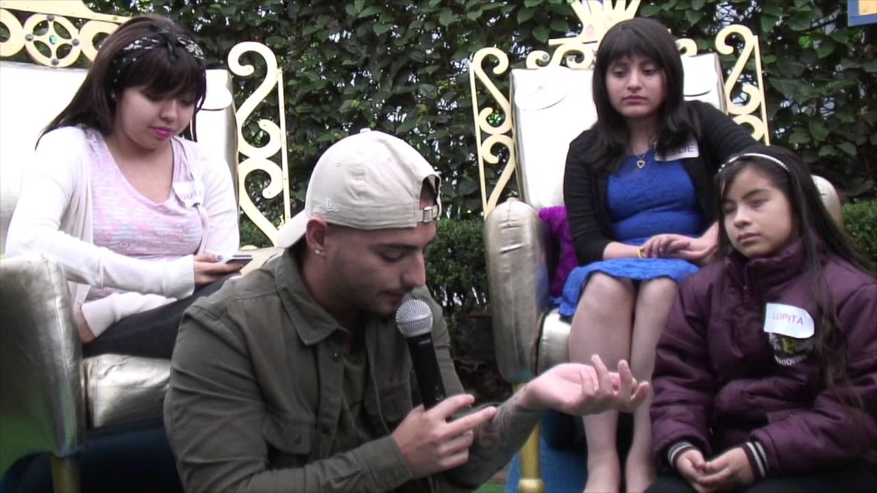 Maluma Comparte Significado De Sus Tatuajes A Los Niños De La