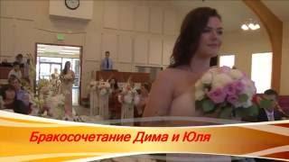 Бракосочетание Дима и Юля 7/31/2016
