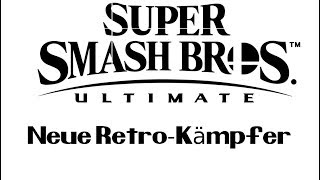 Neue Oldschool-Kämpfer in Smash Bros Ultimate