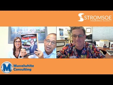 Million Dollar Insurance Producer Shares Success Tips - Musselwhite Consulting