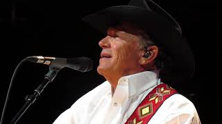 George Strait - Greeting & You Can't Make a Heart ❤️ Somebody/FEB 2018/Las Vegas, NV/T-Mobile Arena