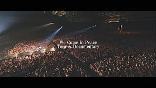 [Alexandros] Live Blu-ray&DVD We Come In Peace Tour & Documentary ...