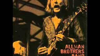 Allman Brothers Band - Don't Keep Me Wonderin' - Closing Night At The Fillmore (6/27/71)