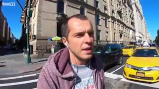 NYvlog:#1 Джон Ленон, центральный парк Нью-Йорка