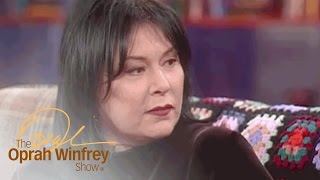 Roseanne Barr's Powerful Lesson About Forgiving Family | The Oprah Winfrey Show | OWN