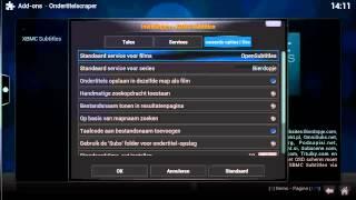 XBMC (versie 12) Handleiding XBMC instellen en films toevoegen aan je bibliotheek