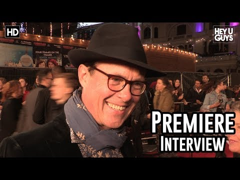 Alex Jennings | The Crown Season 2 World Premiere Interview