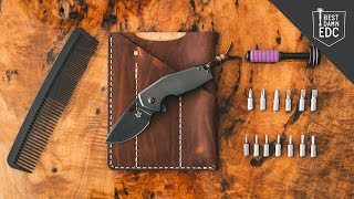 Unboxing the Latest Everyday Carry Gear from Urban EDC Supply