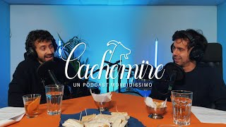 Cachemire Podcast - Episodio 1:  Punk, Gigi Dag e Spotify