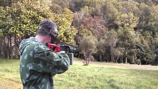 PKM paintball light machine gun