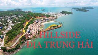 Tìm hiểu vị trí dự án HILLSIDE ĐỊA TRUNG HẢI, SunGroup tại Phú Quốc