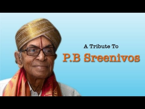 TOP 10 Songs of PB Sreenivas  Vol 1  Tamil  Audio Jukebox