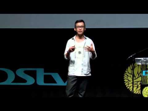 Ji Lee at the Loeries DStv Seminar of Creativity 2015