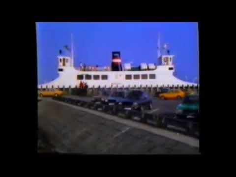 Fanö-Fähre 1983