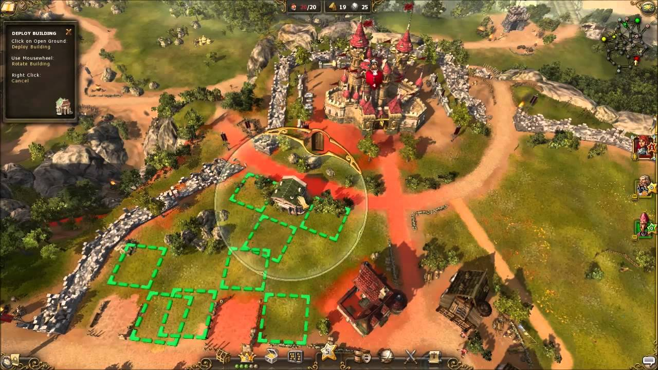The Settlers 7: Paths to a Kingdom Cheats - PC Cheats Wiki ...