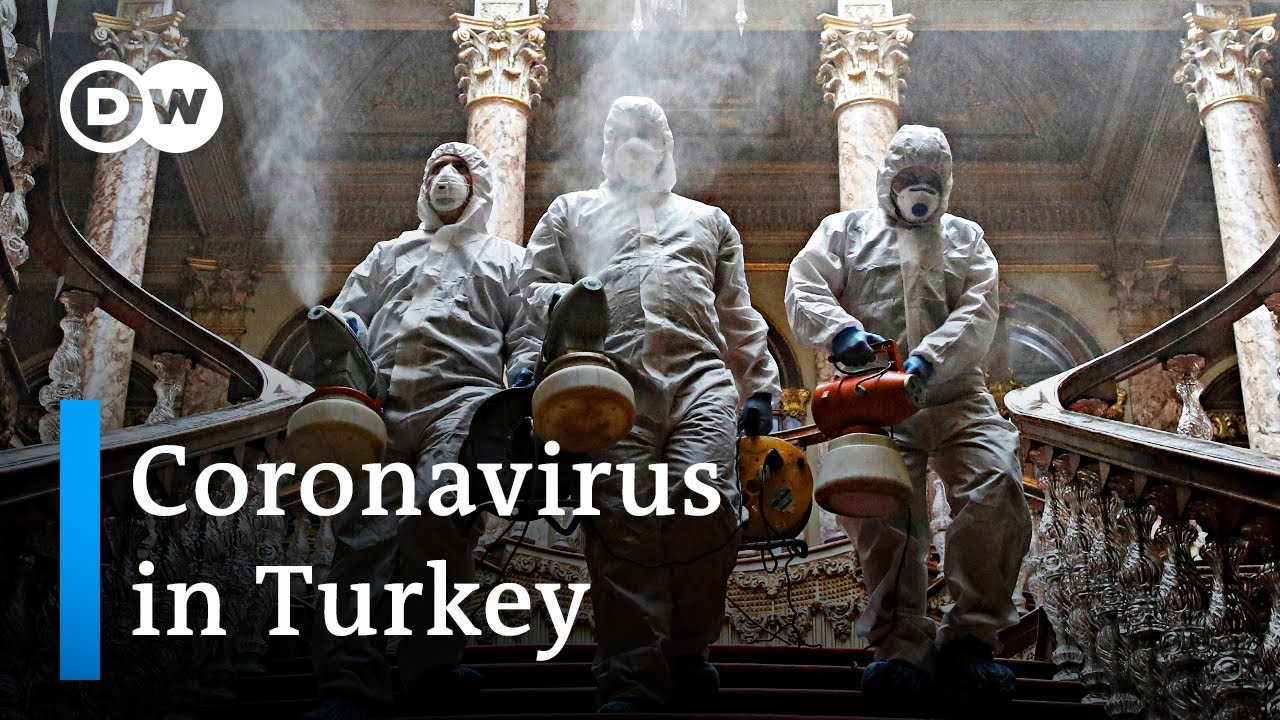 Turkey faces sharp rise in coronavirus cases | Coronavirus Update