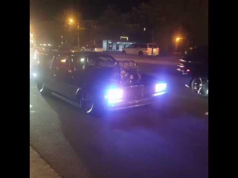 Chevy Malibu crusin in Ocean City Maryland 2017
