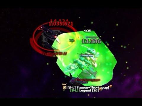 Darkorbit - #1 Full Prometheus 1,000,000+ Damage