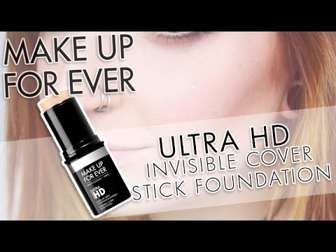 Makeup forever ultra hd invisible cover foundation swatches