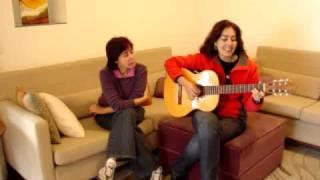 Marise e Denise Ribeiro - La Petite Fugue (Maxime Le Forestier)