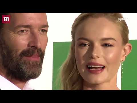 Kate Bosworth and Michael Polish at Jane Goodall Documentary