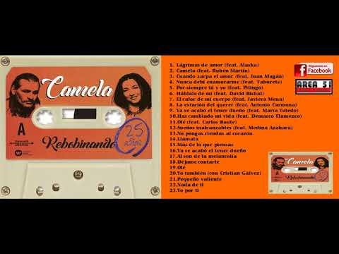 Camela - Yo también con Cristian Gálvez