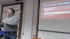 Cambridge Internet of Things Talks: Adrian van den Heever from Green Energy Options