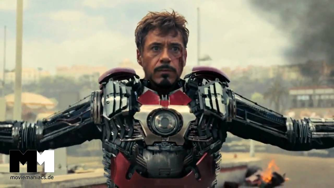 Iron Man 2 | Robert Do... Robert Downey Junior
